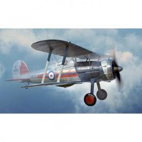 Merit 64803 Flygplan Gloster Gladiator MK1