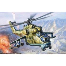 Academy 12523 Flygplan Mi-24V/VP