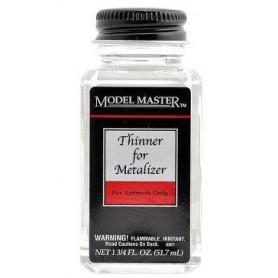 Modelmaster 1419 Thinner for Metalizer, for airbrush only