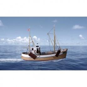 Skipsmodeller 111 Fiskebåt/Trålare Follabuen