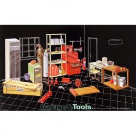 Fujimi 110325 Garage & Tools