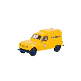 "Brekina 14732 Renault R4 Fourgonnette ""Michelin"""