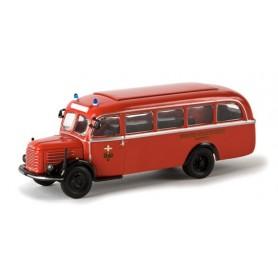 """Brekina 58007 Buss Steyr 380/II """"Stadtwerke Wien"""" (A)"""