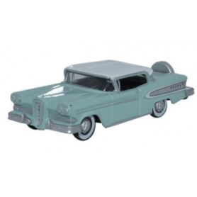 Oxford Models 113121 Edsel Citation 1958, Ice Green / Snow White