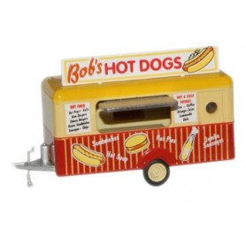 "Oxford Models 113107 Släp ""Bobs Hot Dogs"""