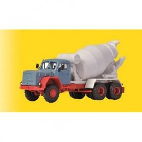Viessmann 1136 Magirus Cementmixer med rörlig trumma
