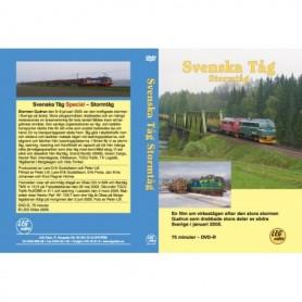 LEG Video 215 Svenska Tåg: Stormtåg, DVD