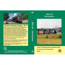 LEG Video 224 SRJ 28 Stortysken, DVD