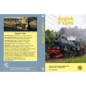 LEG Video 225 Ånglok F 1200, DVD