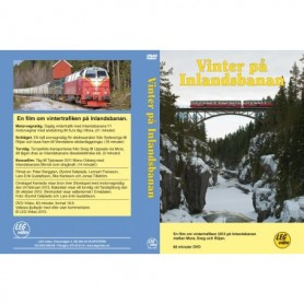 LEG Video 226 Vinter på Inlandsbanan, DVD