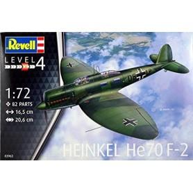 Revell 03962 Flygplan Heinkel HeF0F-2
