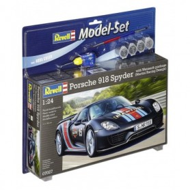 "Revell 67027 Porsche 918 Spyder with Weissach package ""Gift Set"""