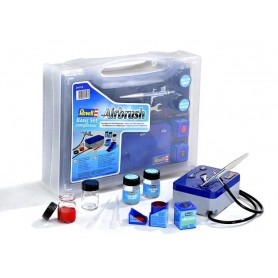 Revell 39199 Airbrush Basic Set with Compressor