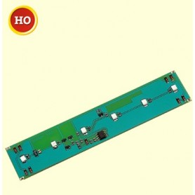 Brawa 2207 Lighting Motherboard for Passenger Cars