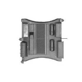 Roco 139058 Tryckluftstank 1 st, passar för bl.a. Roco Rc4