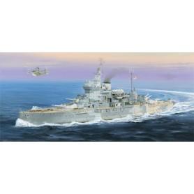 Trumpeter 05325 Battleship H.M.S. Warspite 1942