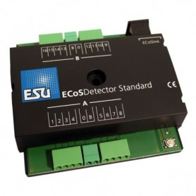 ESU 50096 ECoSDetector Standard feedback module for 3-digit layouts