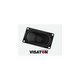 ESU 50336 Loudspeaker Visaton SC4.7ND, 41x70mm, square, 8 Ohms
