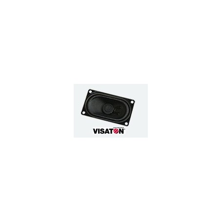 ESU 50336 Loudspeaker Visaton SC4.7ND, 41x70mm, square, 8 Ohms