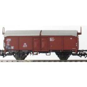 Märklin 00210 Godsvagn med skjuttak Kmmks 51 360 088 typ DB