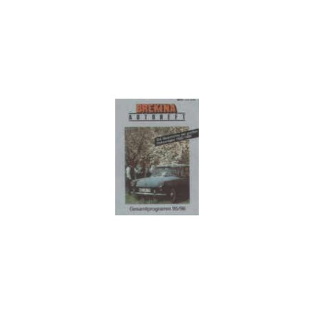 Brekina 12110 Brekina Autoheft 1995/96