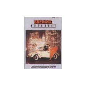 Brekina 12120 Brekina Autoheft 1996/97