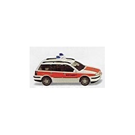 "Wiking 07106 VW Golf Variant ""Notarzt"""