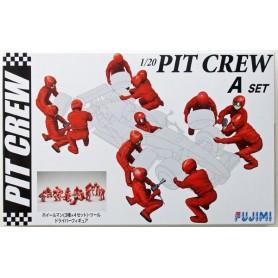 Fujimi 112442 Pit Crew Set A