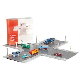 Wiking 119901 Road-building set