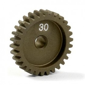 XRay 305930 Narrow Pinion Gear Alu Hard Coated 30t/48p, 1 st