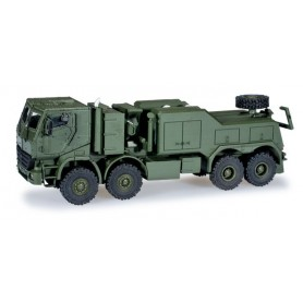 Herpa 743969 Mercedes Benz Actros armoured wrecker