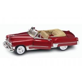 Yat Ming 92308 Cadillac Coupe De Ville 1949, vit