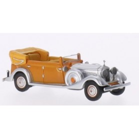 BOS 209747 Rolls Royce Phantom II Thrupp & Maberly, orange/aluminium, RHD 1934