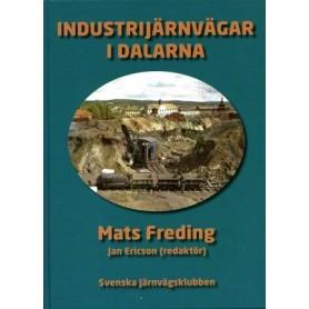 Media BOK256 Industrijärnvägar i Dalarna