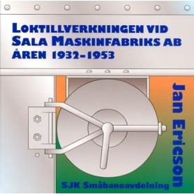 Media BOK258 Loktillverkningen vid Sala Maskinfabriks AB 1932–1953