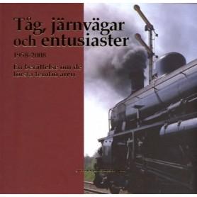 Media BOK260 Tåg, järnvägar och entusiaster