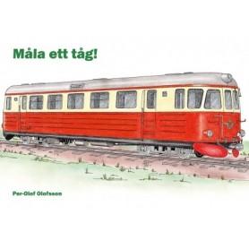 Media BOK261 Måla ett tåg!