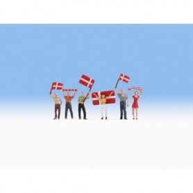 Noch 15970 Danska fans, 6 st