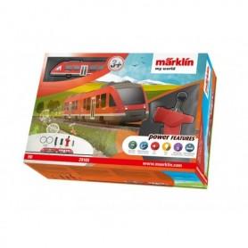 """Märklin 29100 Startset """"LINT Commuter Train"""" """"MyWorld"""""""