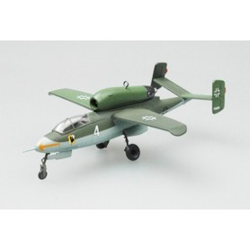 Easy Model 36345 Flygplan Heinkel 162A-2 203 Naval Air Squadron