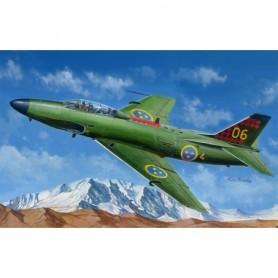 Hobby Boss 81752 Flygplan SAAB J-32B/E Lansen