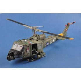 "Merit 60029 Helikopter UH-1B – Gun Ship 501st Aviation Battalion ""Firebirds"""