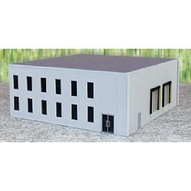Promotex 6325 Office Building - Gray 215X215X87 MM
