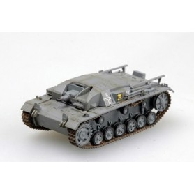 "Easy Model 36137 Tanks Stug III Ausf.B ""Russian In Capital Letter 1941"