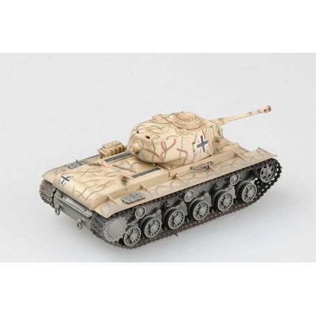 Easy Model 36284 Tanks KV-1 Pz.Kpfw 756 22nd Armored Division