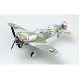 "Easy Model 36330 Flygplan LA-7 ""White 64 - Czech Air Force"""