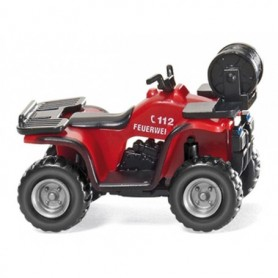 Wiking 02303 Fire service - All Terrain Vehicle