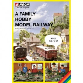 "Noch 71905 Landskapskatalog ""A Family Hobby - Model Railway"""