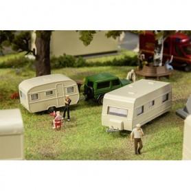 Faller 140483 Set of caravans