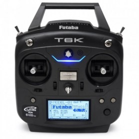 Futaba T6K Sändare T-FHSS R3006SB